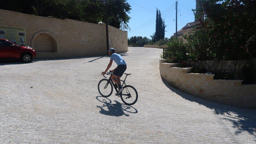 Limassol's wine villages -
