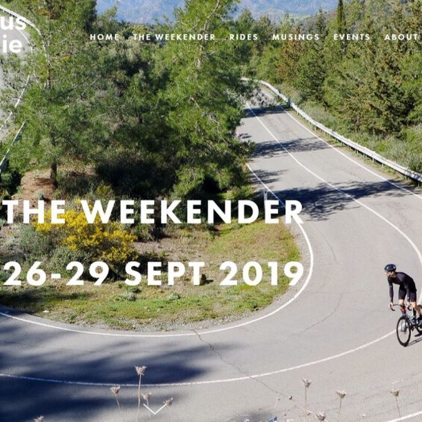 Exciting new venture for us as we launch our new four-day cycling holiday here in Cyprus. Designed for cyclists by cyclists it's aimed at anyone looking for a few days of challenging riding in the sun. Our first CyprusRoadie Weekender takes place this September. To find out more click on the link in our bio and please share far and wide. All your support is much appreciated.  #Weekender #Cyprus #whereweride #roadsweride #instacycling #roadbikelife #cyclinglife #roadbike #cyclingtour #cyclingvacation #roadcyclist #cycliste #ridelots #newbusiness #Troodos #roadslikethese #travel #tourism #hospitality #holidays