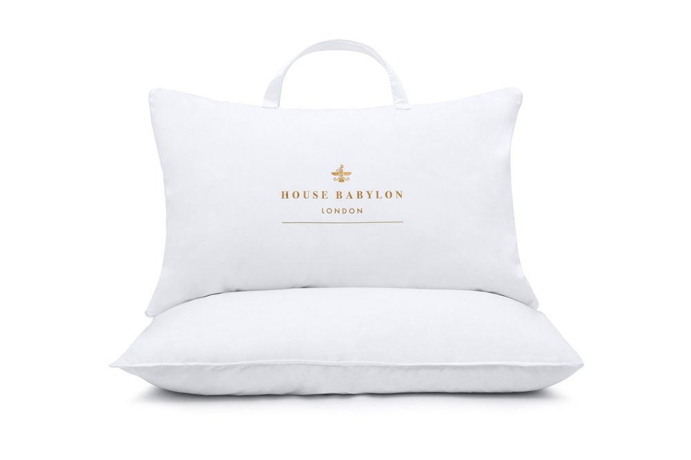 Feather-Down Pillow -