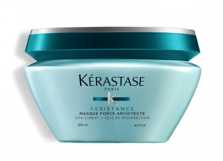 Mask and mojito anyone? - Hair masks are KEY to treating your hair, especially damaged hair that could use some TLC. For thick hair we recommend swapping your conditioner for a mask for ultimate results! We love this Kérastase Resistance masque, apply, relax, rinse... easy!