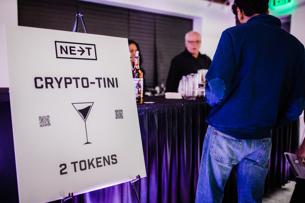 How much is a cryptotini worth? 2 tokens obviously.