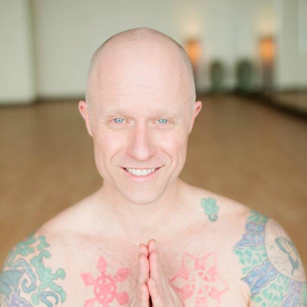 """Rod Buckner Rod is a professional Yoga teacher and bodyworker from Springfield, MO. """"I teach Vinnyasa Krama as I learned it from Rod Stryker. Vinyasa Krama means masterful sequencing. I sequence poses to bring about the greatest amount of balance in the body/mind connection.Yoga works in complete harmony with my other services. The essence of structural balancingandmassageis to create greater harmony in every area of your life.Ideally there would be a seamless flow from one area of one's life to another without pain, restriction, or discomfort, as long as there is the constant will to surrender."""" He has trained with Beth Spindler, Rod Stryker, Seane Corn and is a Kundalini yoga instructor with Ravi Singh and Ana Brett."""