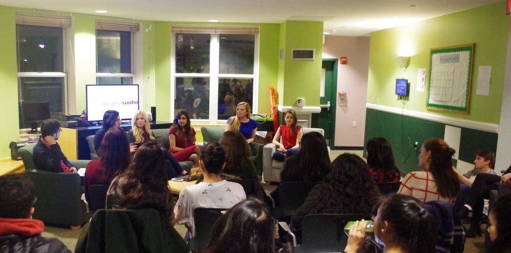 Women in Tech Panel - CodePlex 2017