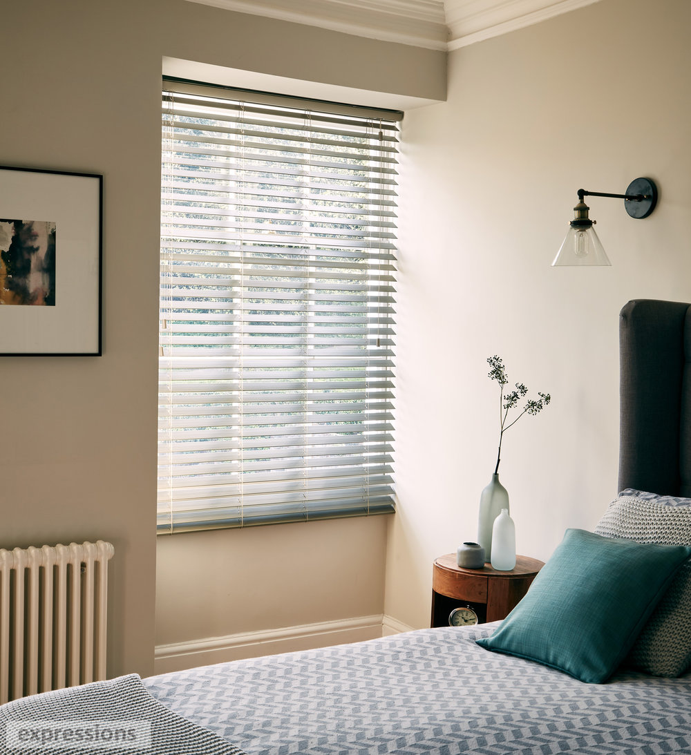 Bespoke blinds in Derbyshire