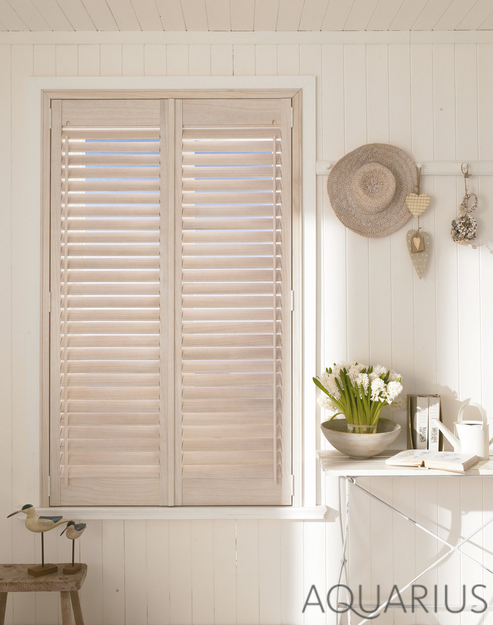 Window shutters in Nottinghamshire
