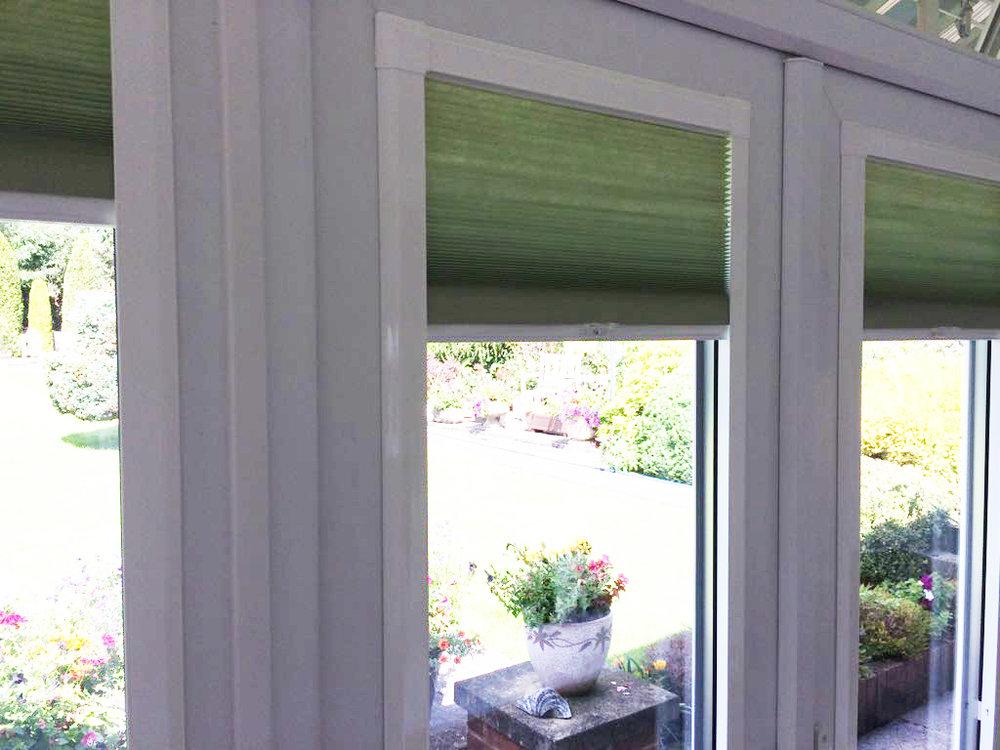bespoke blinds handmade in Nottinghamshire