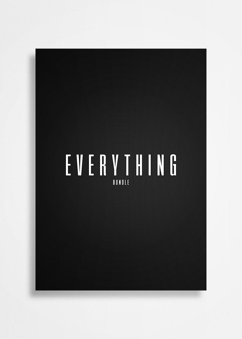 Everything Bundle (Save 80%) — TheKitPlug com