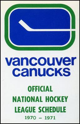Sports Logo Case Study 4 1978 Vancouver Canucks Todd Radom Design