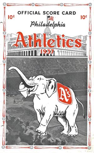 1937 A's