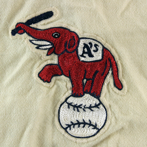 1955 A's PATCH