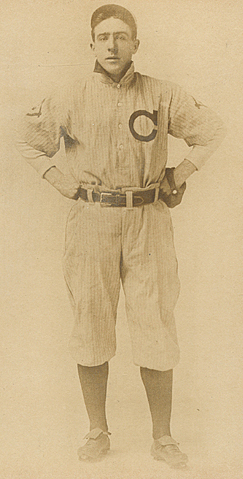 1907 WORLD SERIES CUBS UNIFORMS