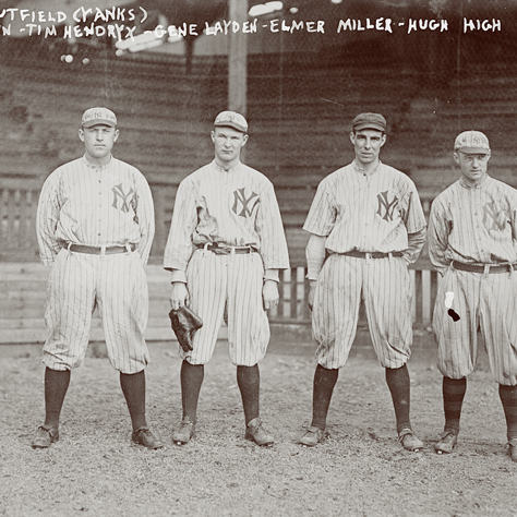 finest selection 129ba ceb5f The 1914 Yankees Uniforms Were Sentenced to Sing Sing Prison ...