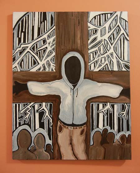 Trayvon Martin by Joe Rob