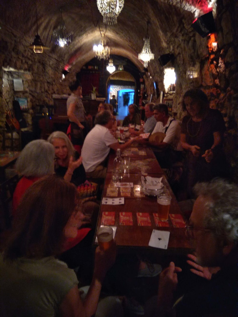 July 2018 Our social event in Lisboa