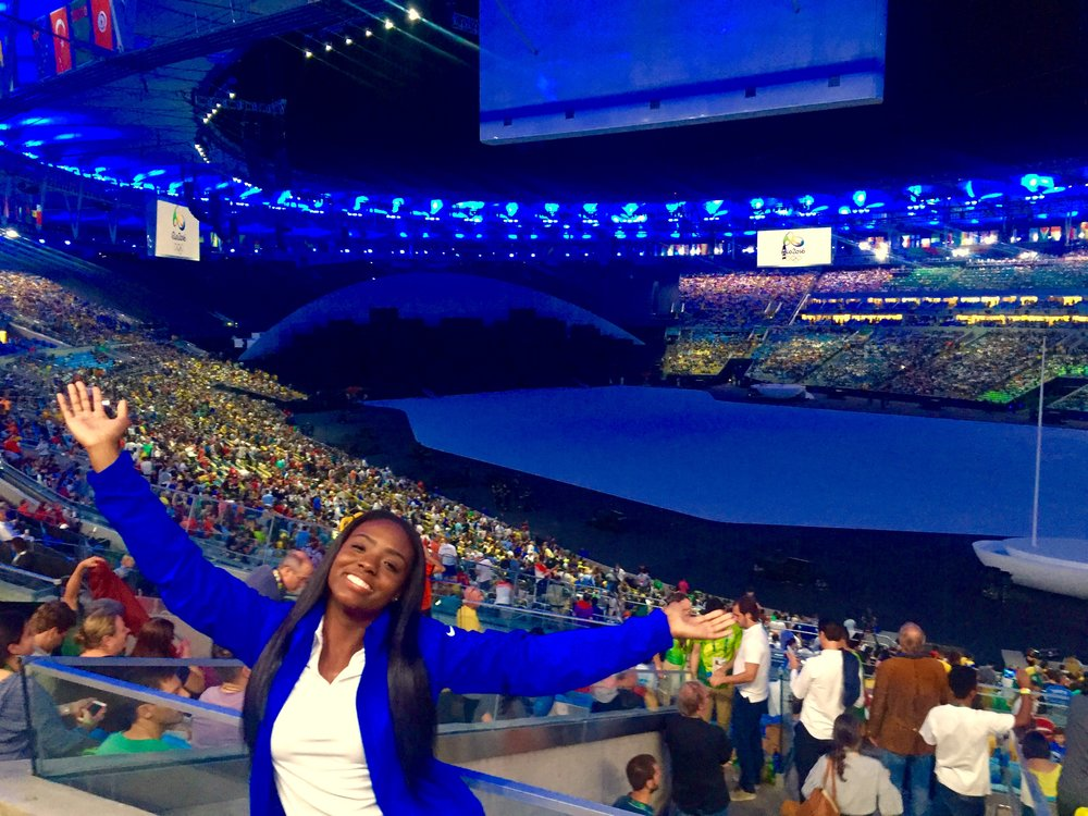 Maracanã Stadium, Rio de Janeiro, Brazil | 2016 | 21 years old   The Opening Ceremony for the 2016 Rio Olympic. Unreal.    I'll never be able to explain how phenomenal and life-changing this experience was.