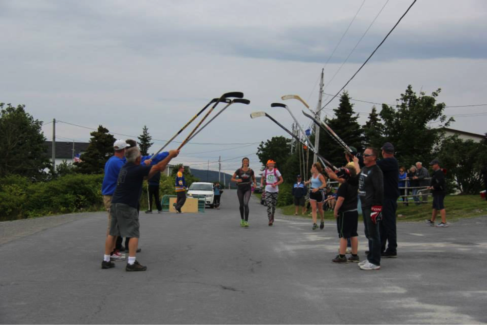 Photo credit: Nancy Wadden at East Coast Trail 215km, September 2015