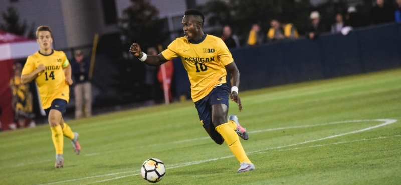 Francis Atuahene chosen as one of 6 players to sign with Generation Adidas
