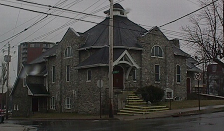 First Baptist Church - 100 Ochterloney StreetDartmouth, NS B2Y 1C5