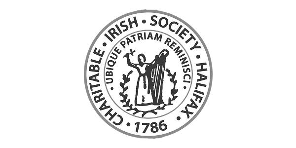 This concert is proudly sponsored byThe Charitable Irish Society of Halifax -