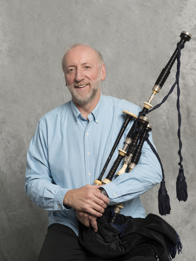 Barry W. Shears is a native of Glace Bay, Nova Scotia. He has been playing the bagpipe for almost 50 years, and at an early age he began collecting and composing music for the Highland bagpipe. He is an acknowledged expert on the history of traditional piping in Nova Scotia and its intrinsic connection to the Gaelic language, music and culture of the province. Barry is an award-winning musician and has performed at festivals and concerts throughout North America and Europe. He has published several books of bagpipe music and history, performed and appeared in two movies, and appeared on several recordings of traditional music.