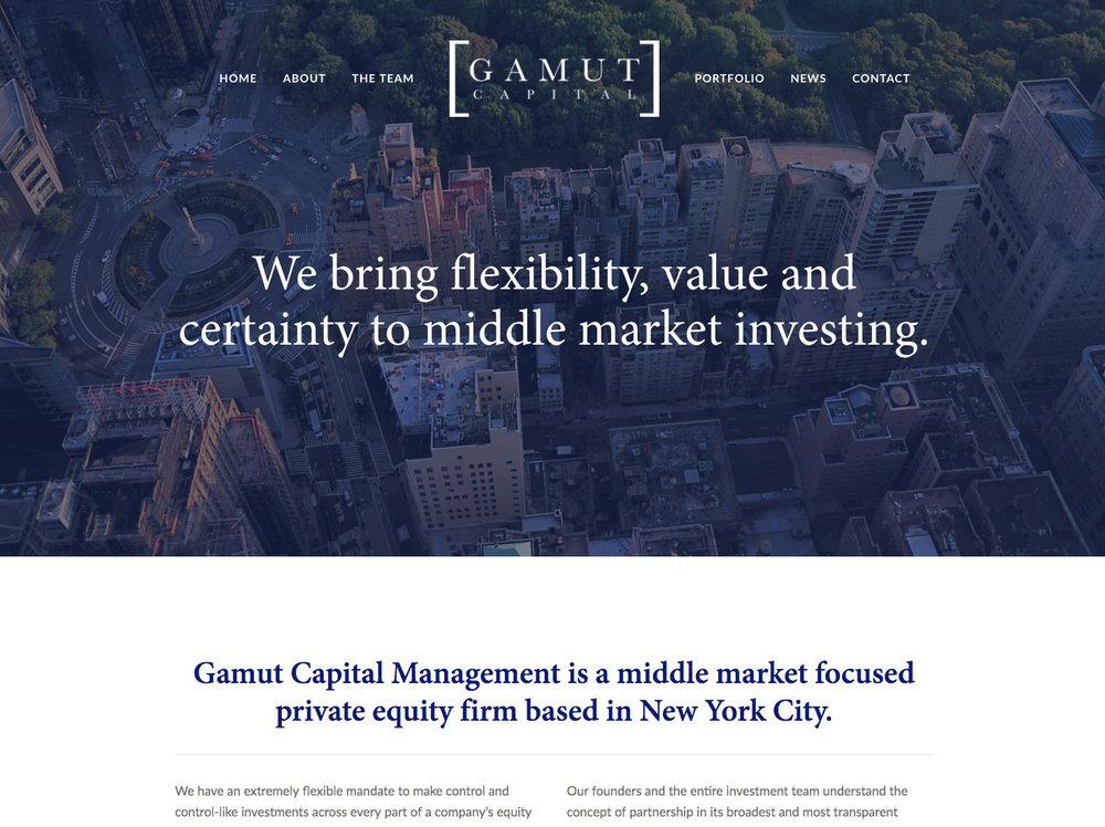 Gamut Capital