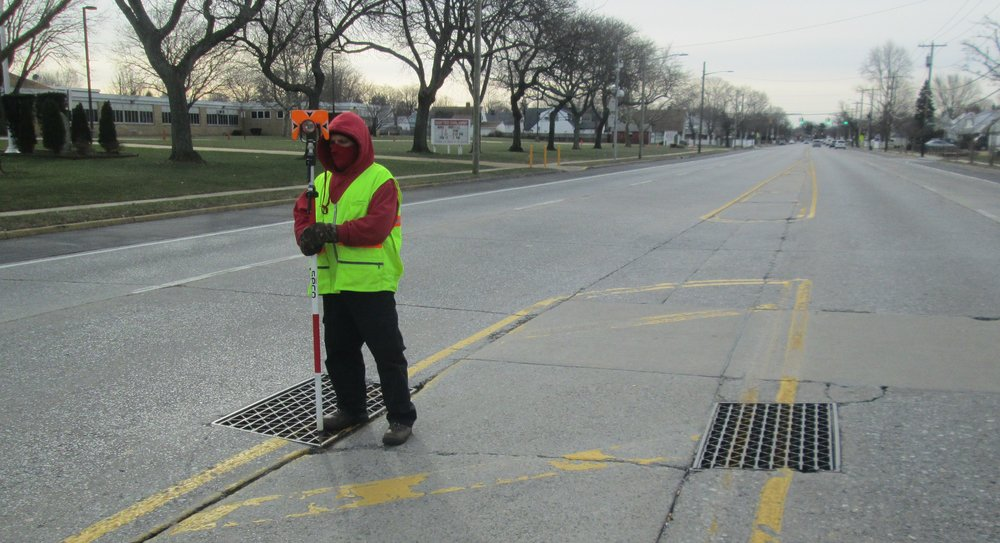 Mobile LiDAR/Roadway Laser Scanning