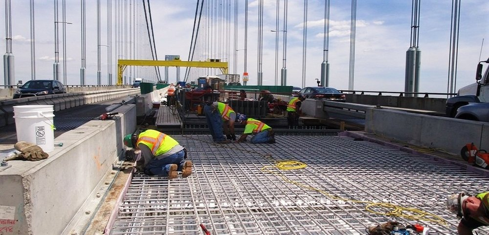 Verrazano Narrows Deck Replacement