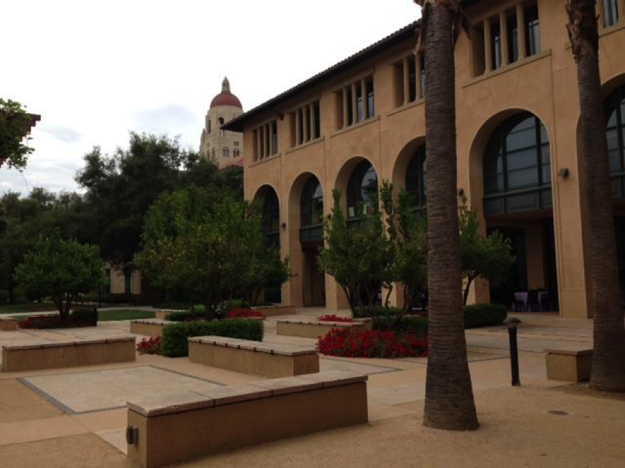 Above: Stanford Institute for Economic Policy Research (SIEPR), Stanford University