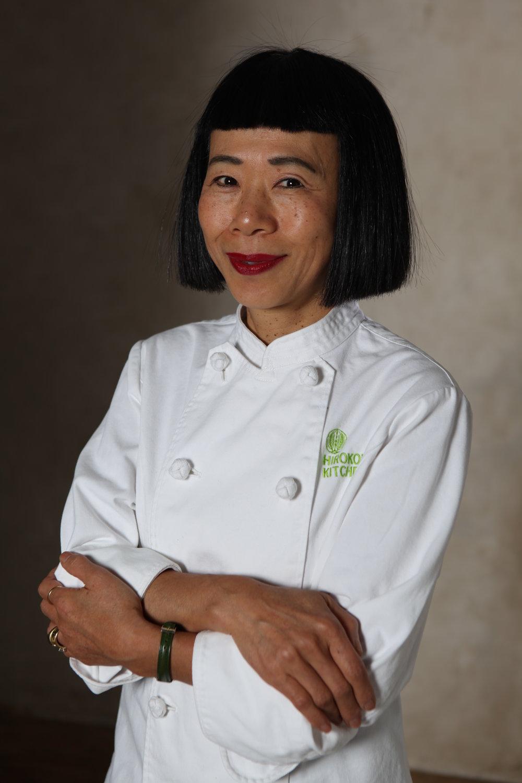 photo hroko chef j - Hiroko Shimbo.JPG