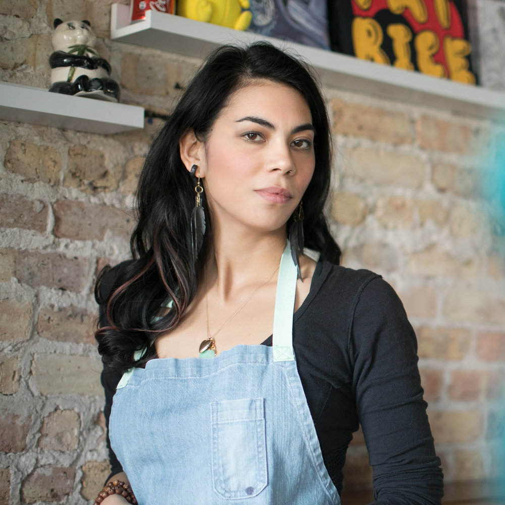 Adrienne Lo