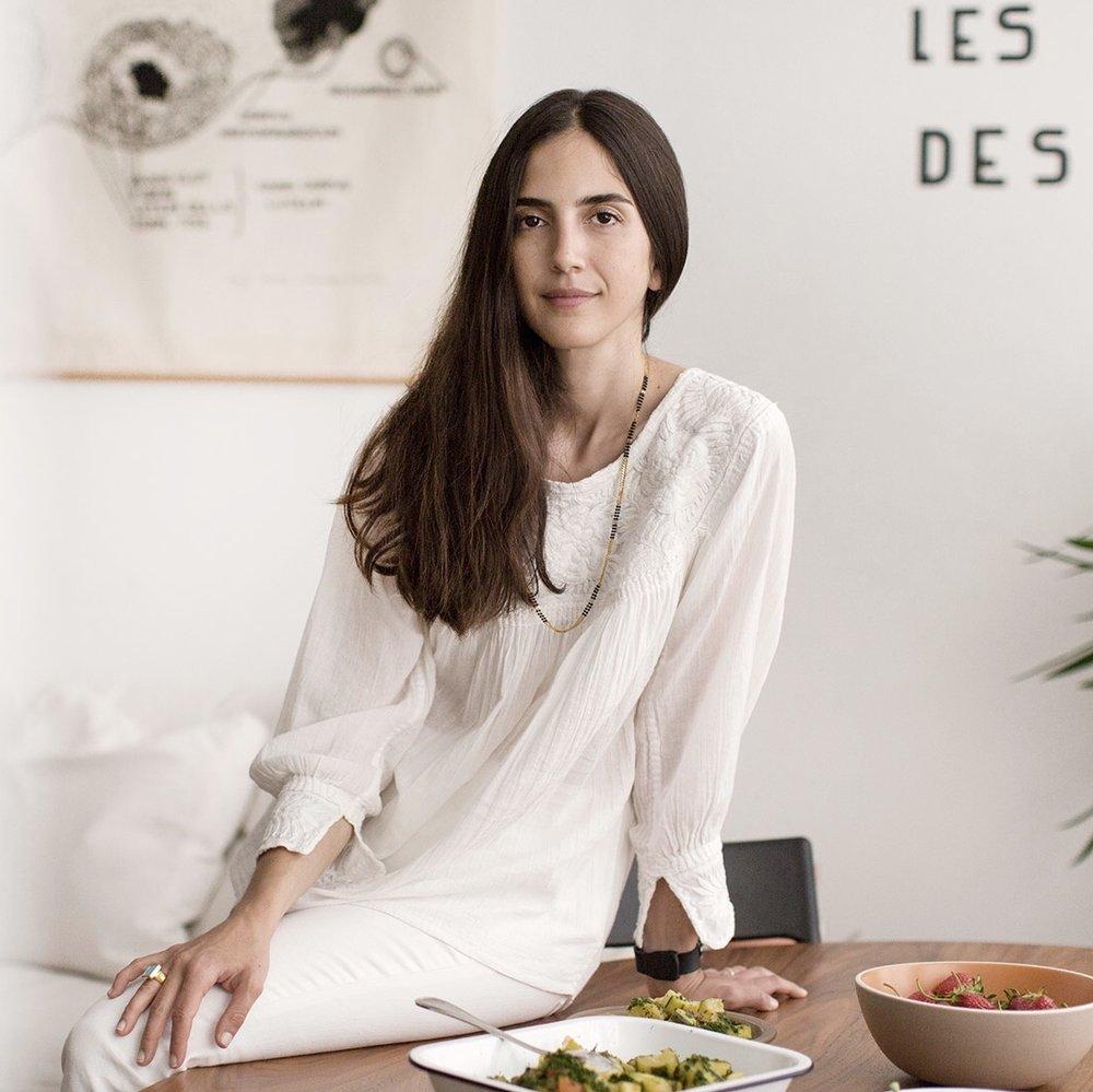 Naz Sahin, Photo credit: Erik Melvin for Atelier Dore