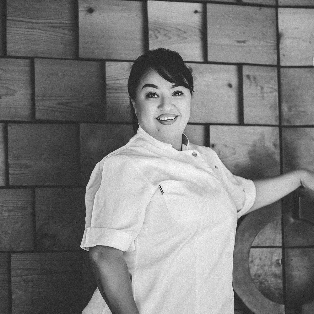 Chef Anastacia Quinones
