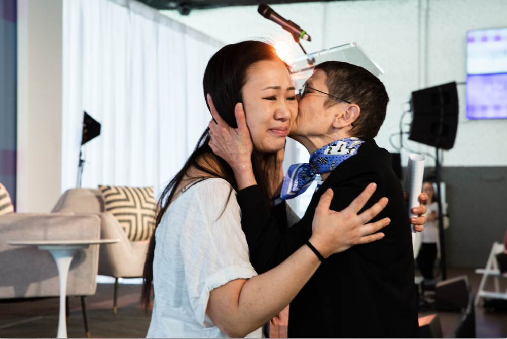 Christina Ha and Dorie Greenspan