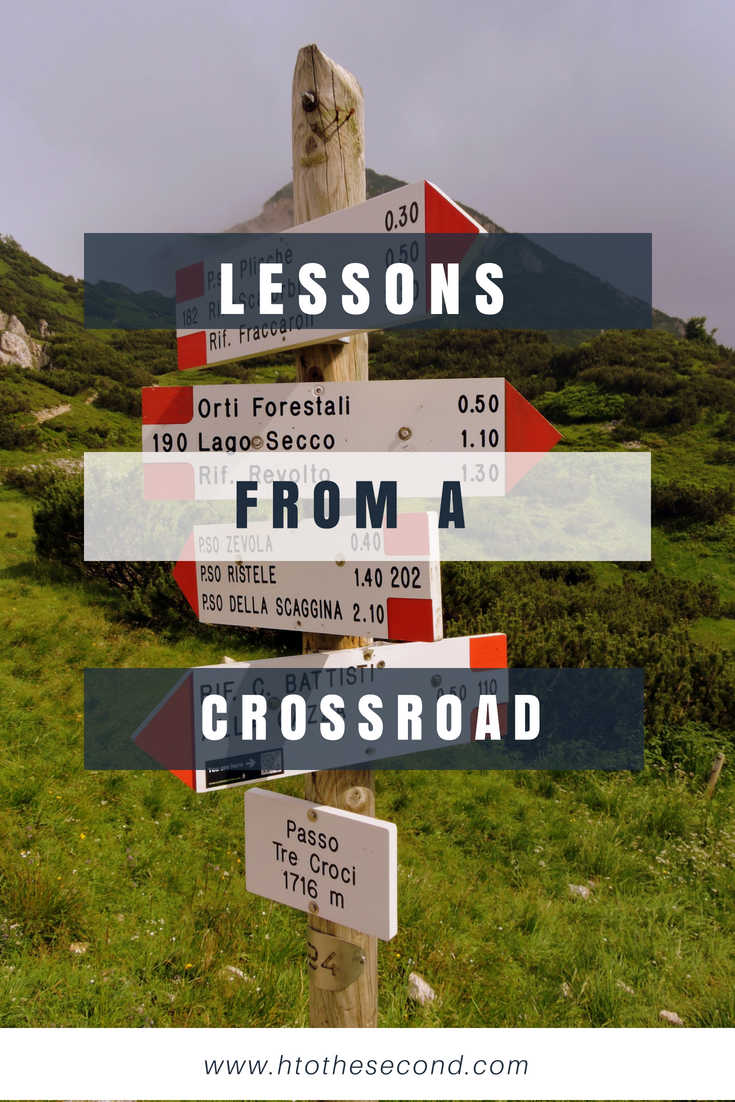 Lessons from a Crossroad