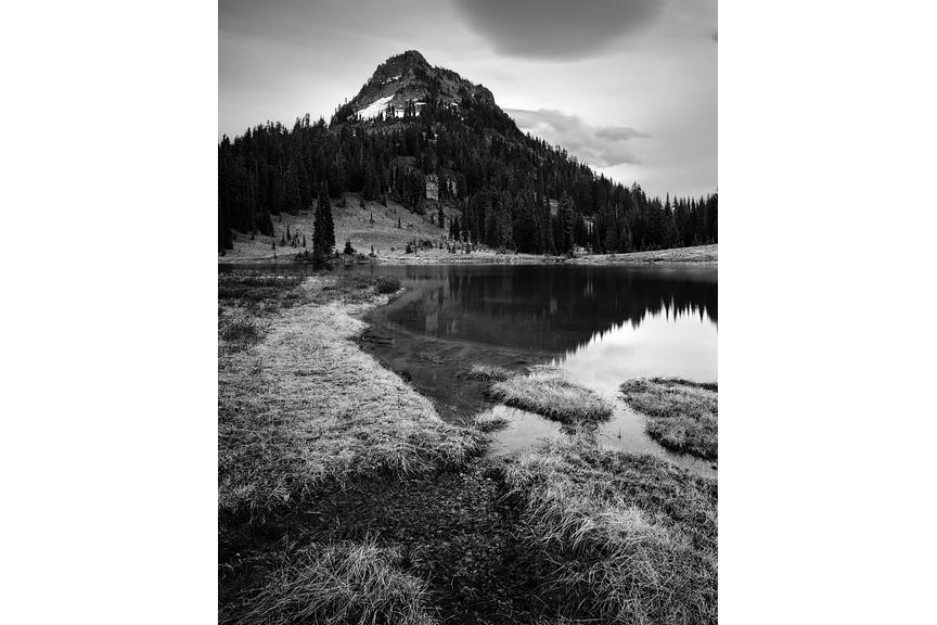 Seattle, Everett, Bellevue, Shoreline, Lynnwood, Edmonds, Bothell, Washington, Pacific Northwest, Fine Art, Print, Art, Landscape, Environmental, Mount Rainier National Park, Black and White