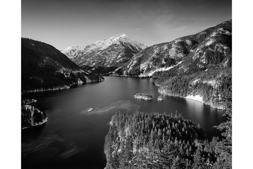 Seattle, Everett, Bellevue, Shoreline, Lynnwood, Edmonds, Bothell,  Washington, Pacific Northwest, Fine Art, Print, Art, Landscape, Environmental, Diablo Lake