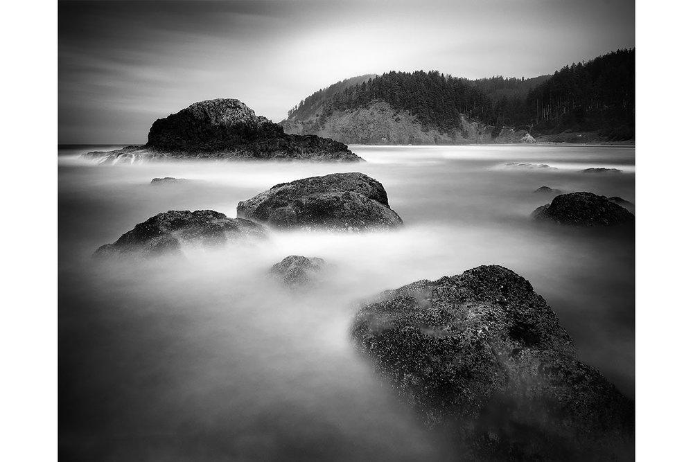 Seattle, Everett, Bellevue, Shoreline, Lynnwood, Edmonds, Bothell,  Washington, Pacific Northwest, Fine Art, Print, Art, Landscape, Environmental, Oregon, Seascape, Ocean, Rocks, Cannon Beach