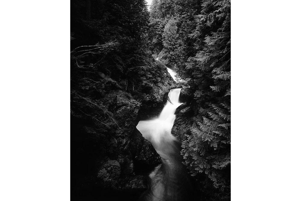 Seattle, Everett, Bellevue, Shoreline, Lynnwood, Edmonds, Bothell,  Washington, Pacific Northwest, Fine Art, Print, Art, Landscape, Environmental, Twin Falls, Waterfall, Water, River