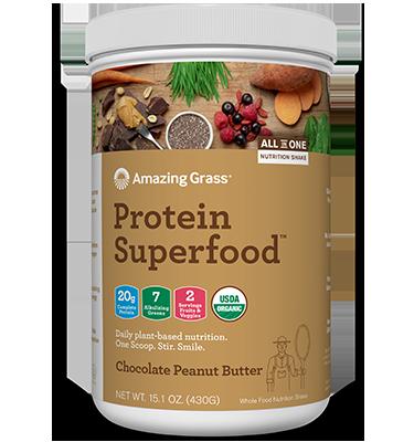 Protein Superfood Powder