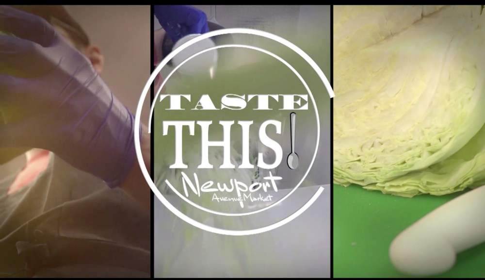TASTE THIS! – LOCAL CULTURE KRAUTS - For this week's culinary adventure, Donna Britt takes us into Sarah Frost-McKee and Paul Trendler's local kitchen, where fermentation is happening and where old-fashioned sauerkraut is getting a delicious modern twist.