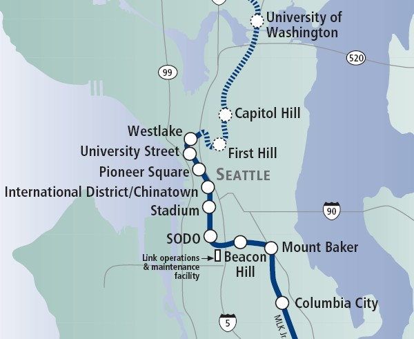 1996 Sound Move Transit Plan