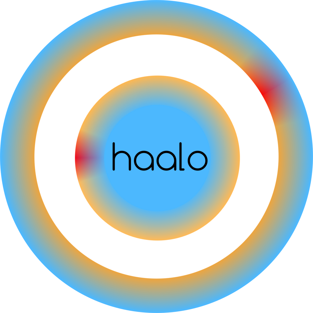 haalo - A smart clock that syncs your circadian rhythmshackathon project