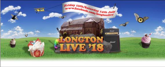 longton live 2018