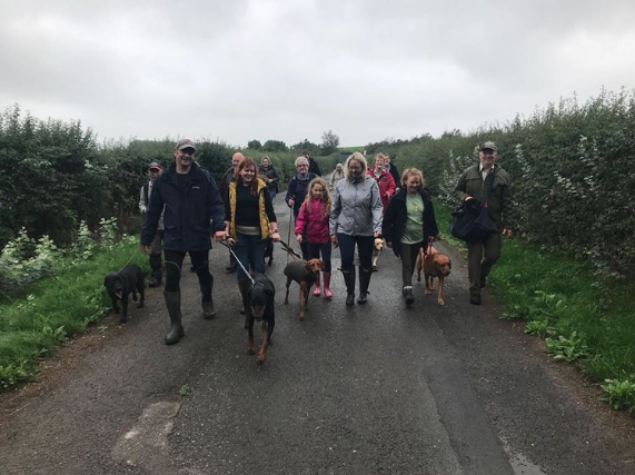 Dog Walking Morning - 10am Sunday 23rd September   Our dog walking morning is back, we will start with a brew at The Golden Ball then go on an easy 5 mile circular walk around Longton and back to the pub. All welcome.
