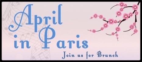 April in Paris - Join us for Brunch
