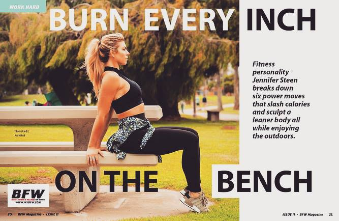 Fat Burning Workouts on The Go