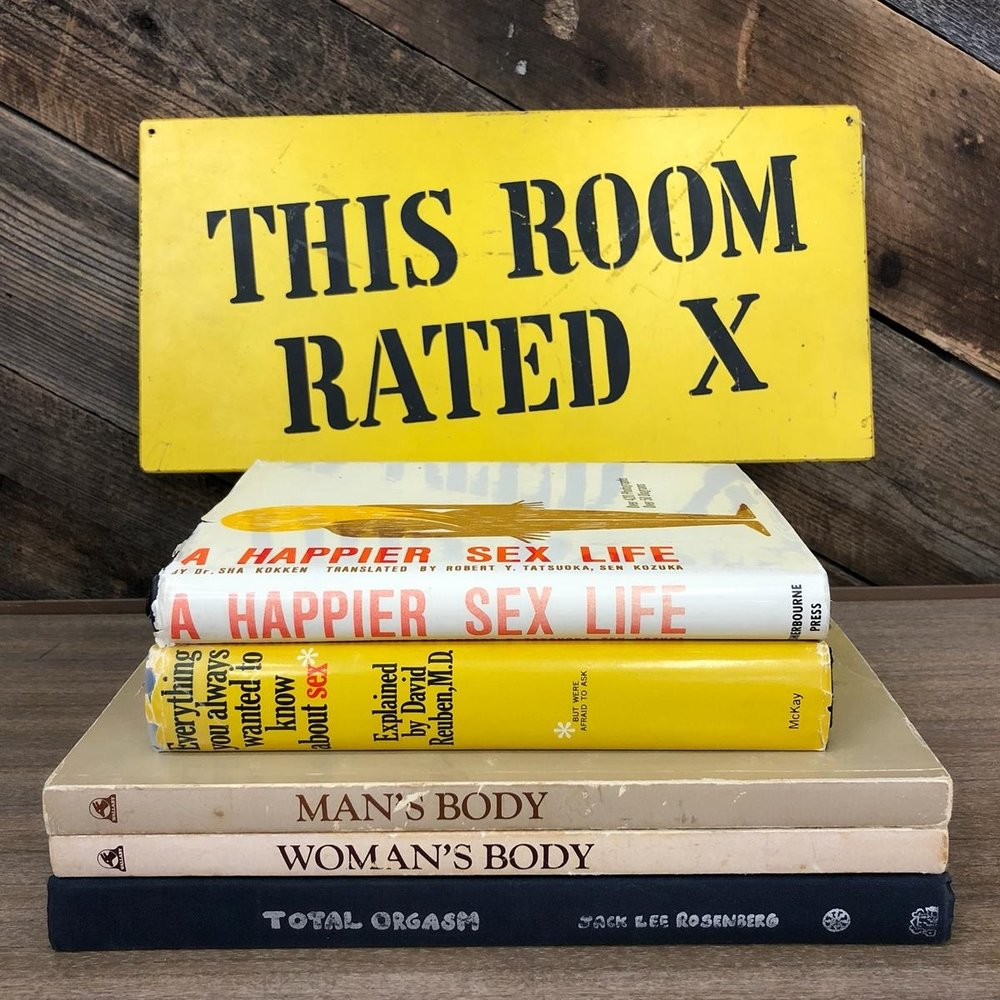 Sign $48, Books $25 - $39.50