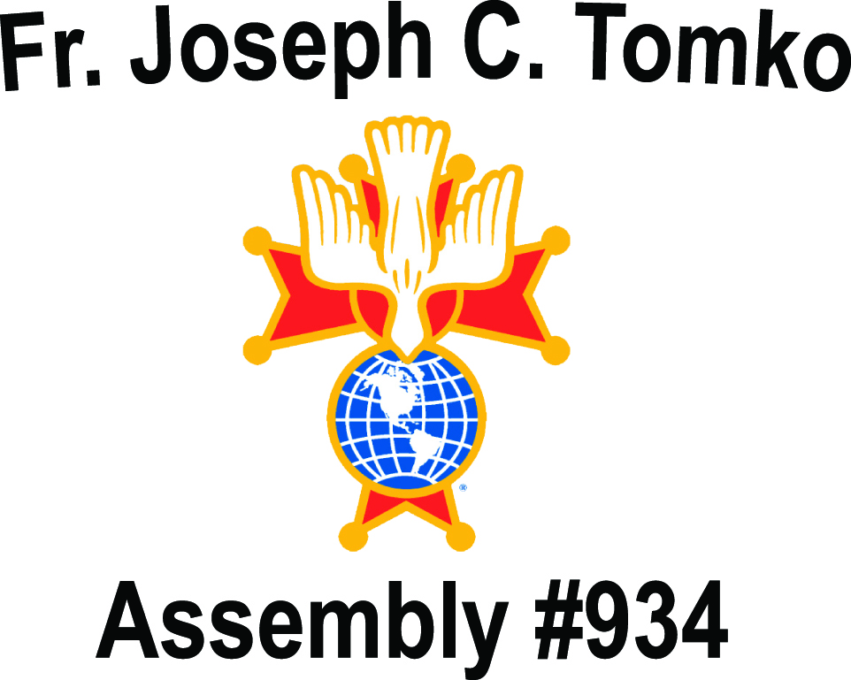 Father Tomko Assembly 934