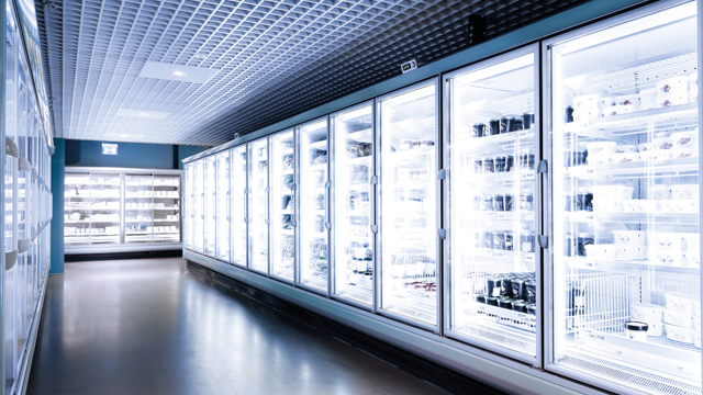 Commercial Refrigeration - Walk-in Freezers