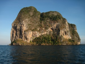 Andaman Sea karst